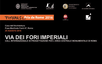 PIRANESI-PRIX-THE-ROME_CALL