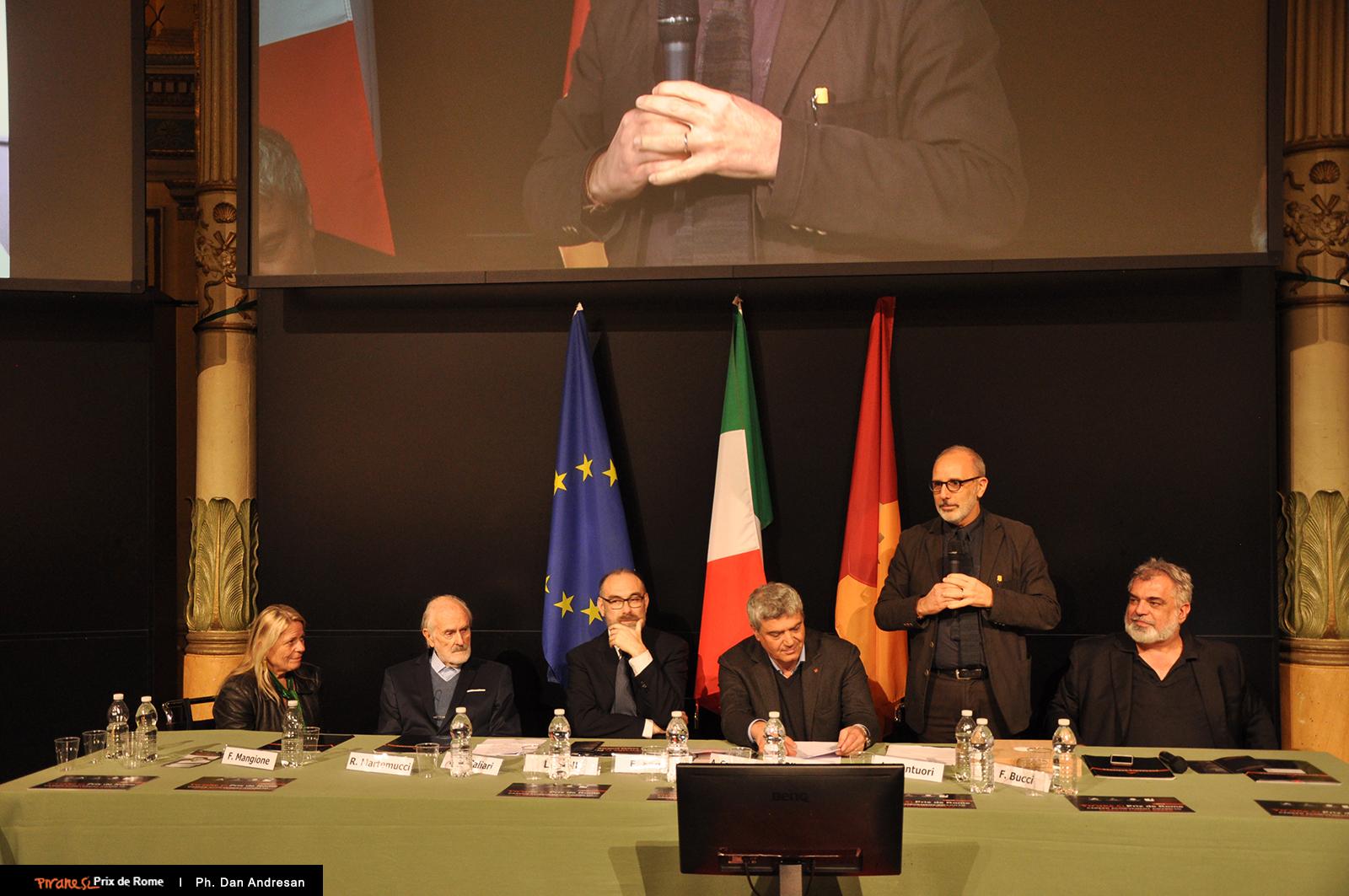 Intervento dell'Assessore all'Urbanistica del Comune di Roma Luca Montuori