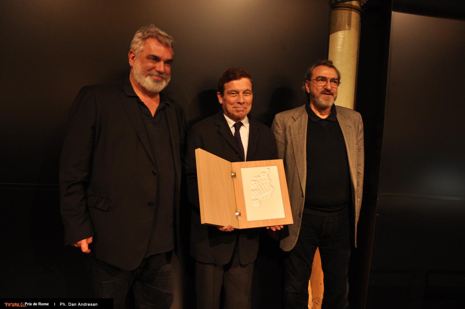 Piranesi Prix de Rome 2018 ad Alberto Campo Baeza. Accademia Adrianea
