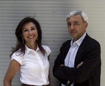 [2011] Fuensanta Nieto and Enrique Sobejano