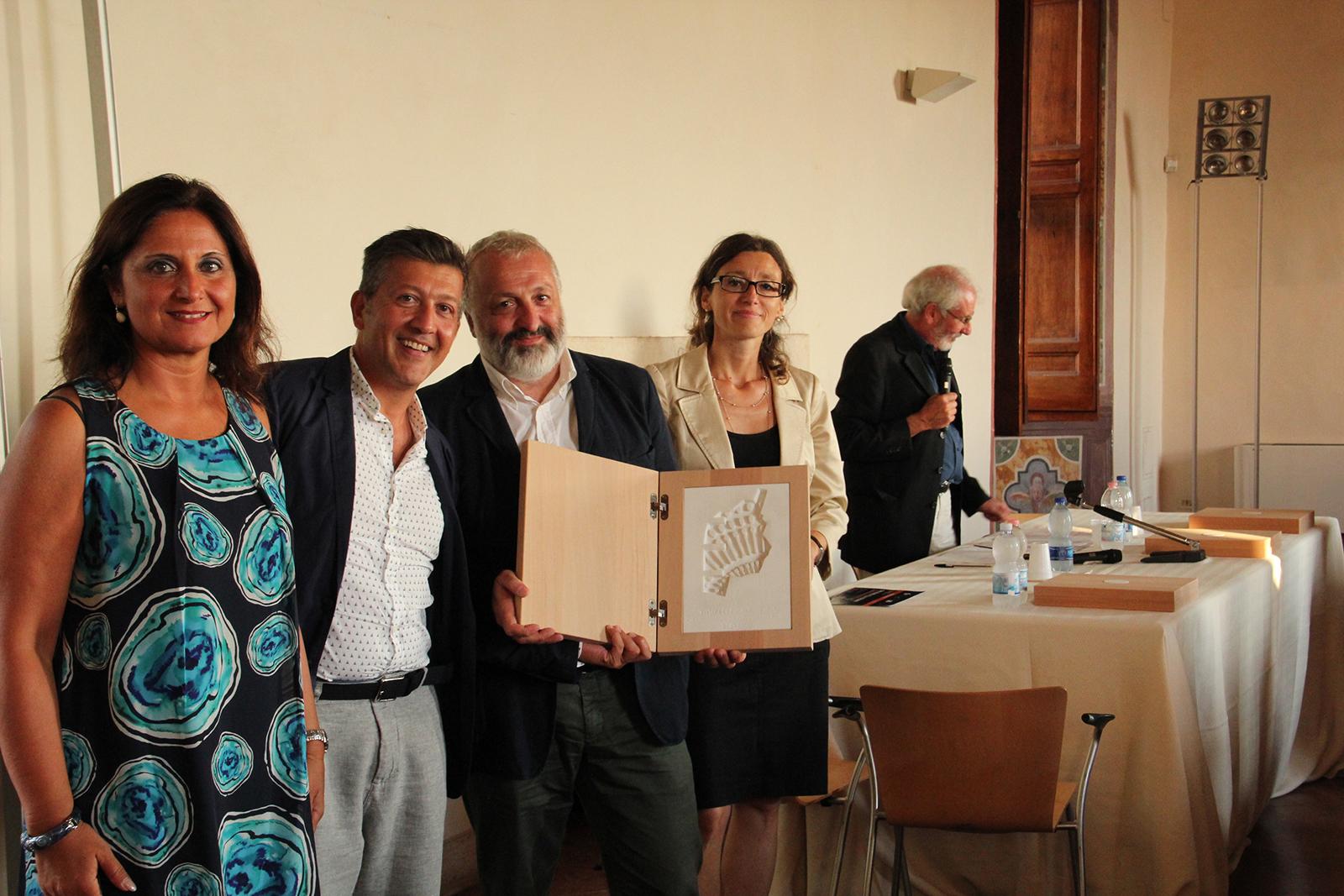 Terzo gruppo classificato. Politecnico di Torino, coordinato da Paolo Mellano e João Nunes, con Francesco Novelli