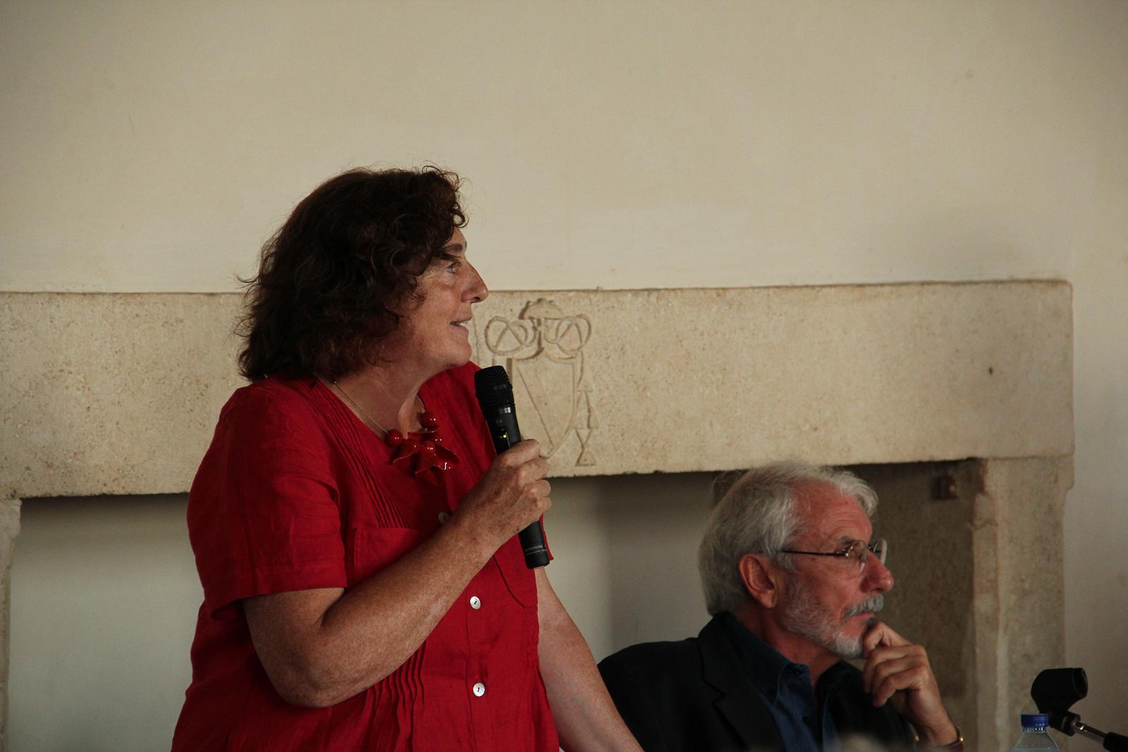 La Dott.sa Benedetta Adembri