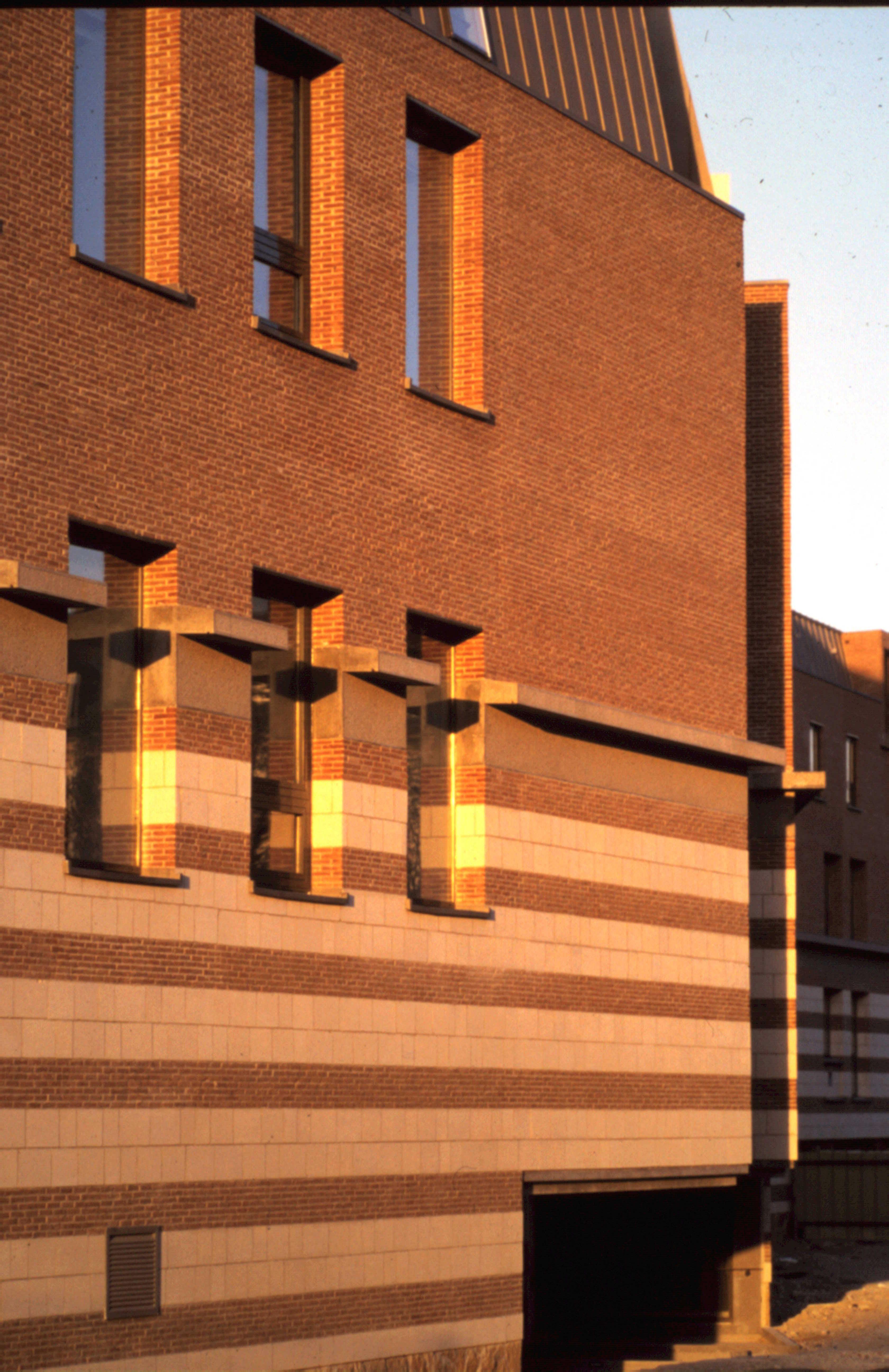 Biblioteca universitaria di Amien -1993-97